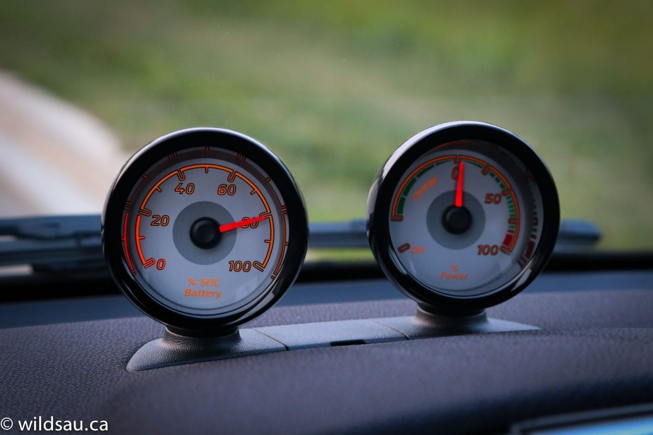 power gauges