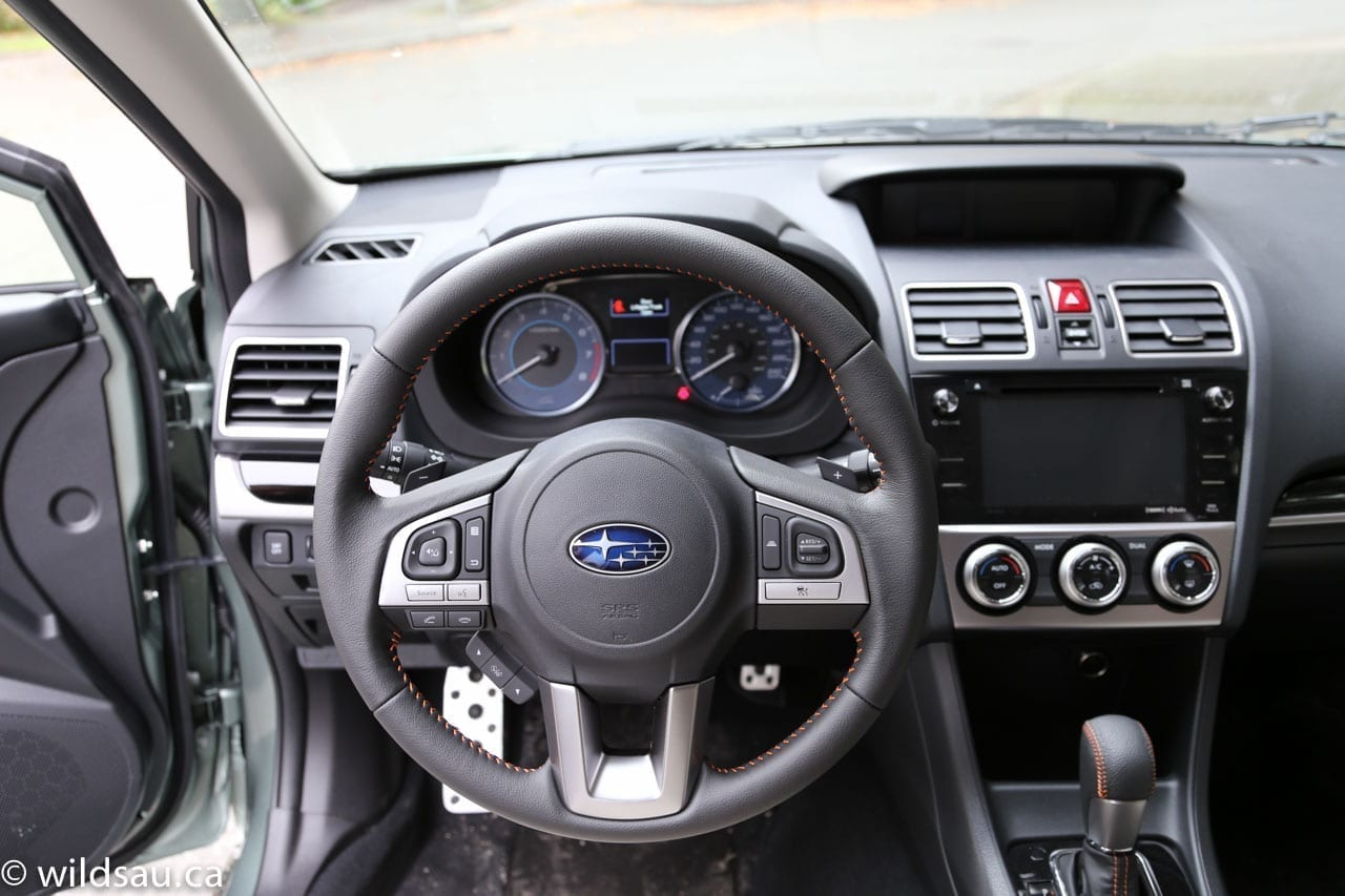 drivers view