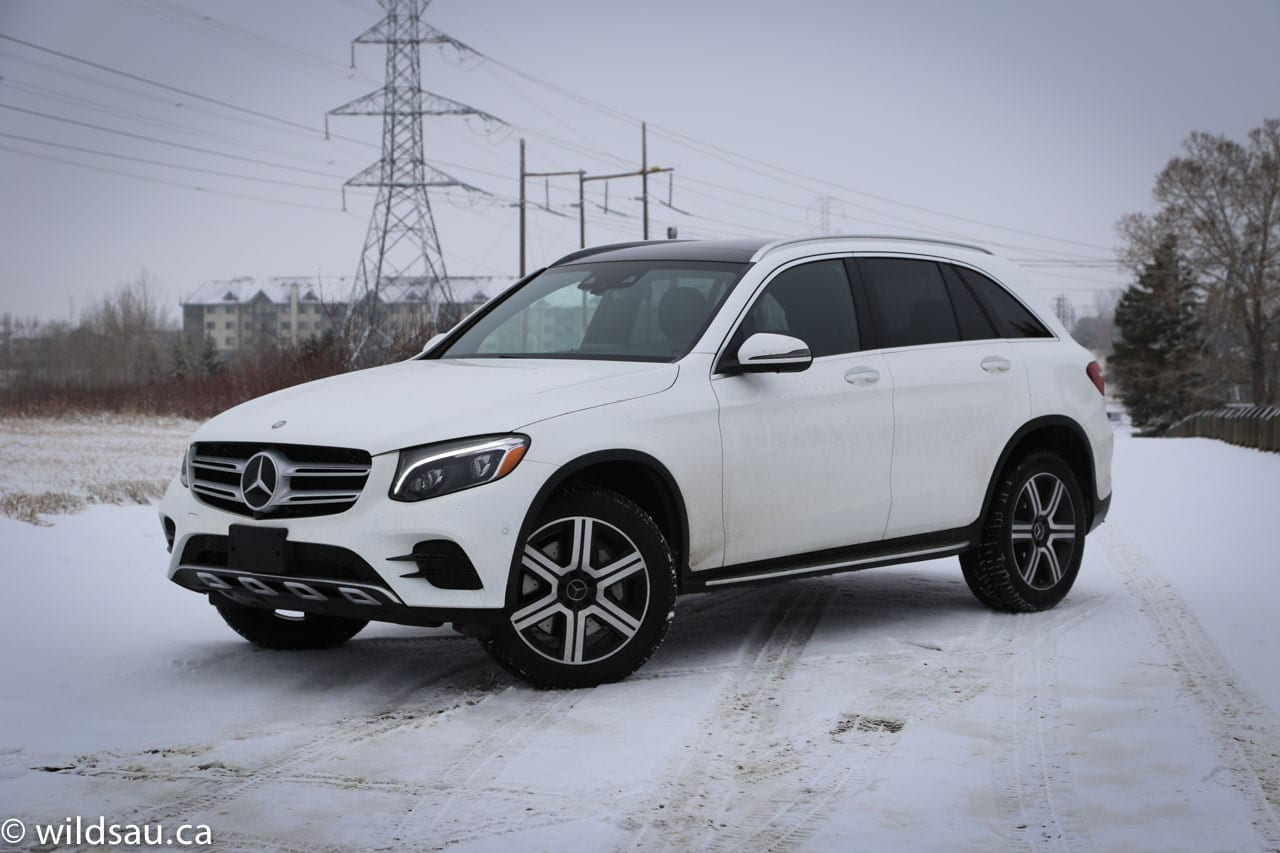 Review 2016 Mercedes Benz Glc 300 Wildsau Ca