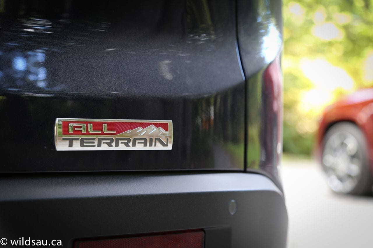 All Terrain badge