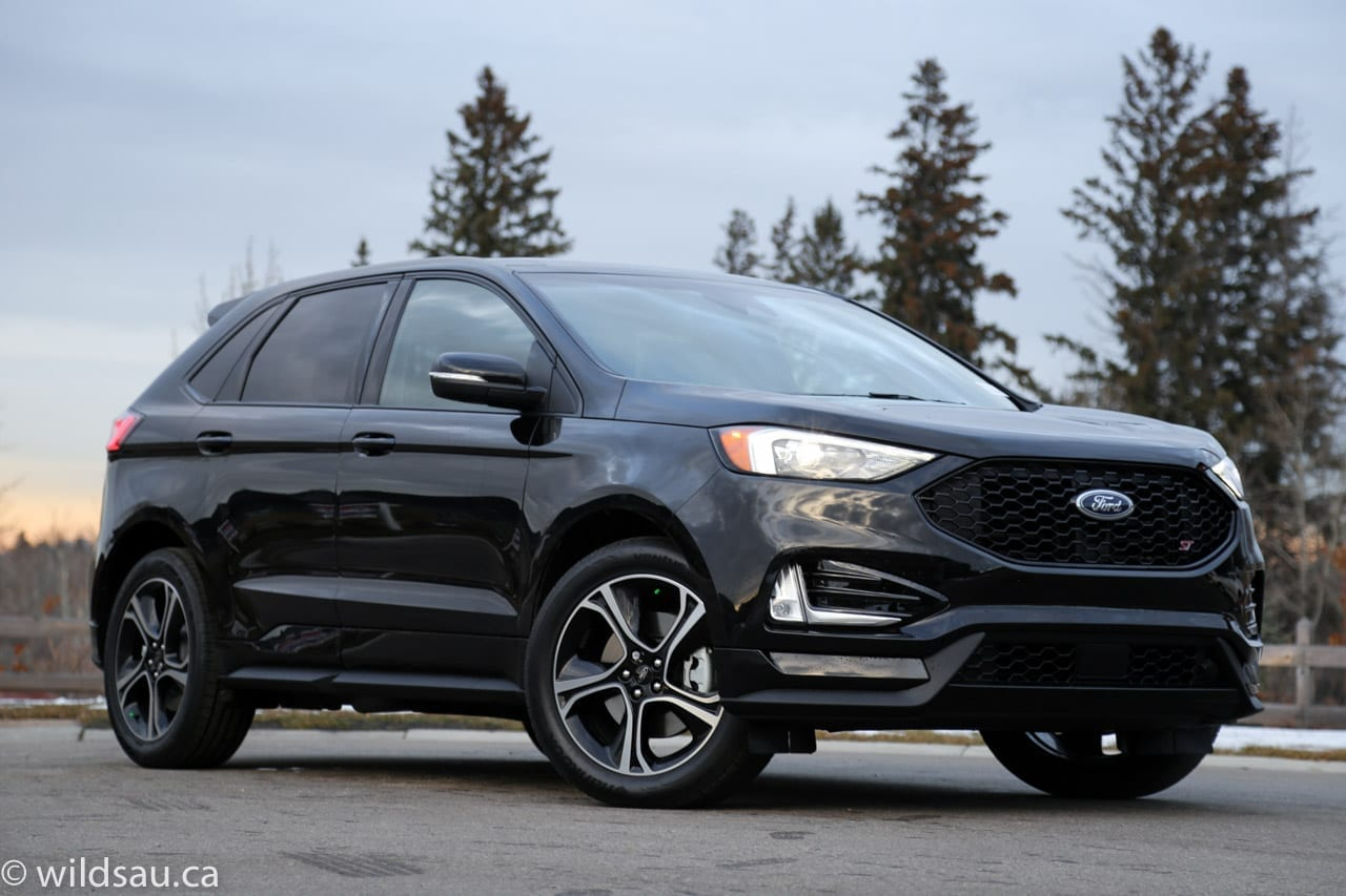 Review 2019 Ford Edge Wildsau Ca